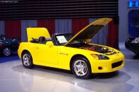 2001 Honda S2000 image.