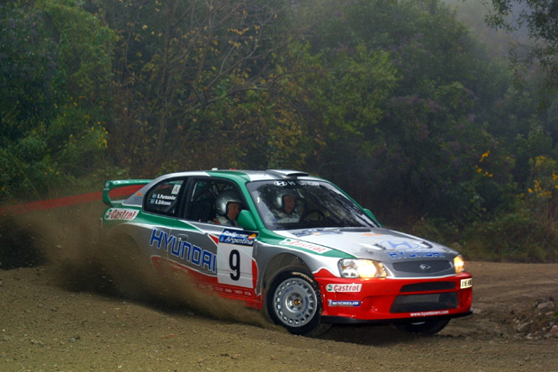 Hyundai Accent Rally Car For Sale