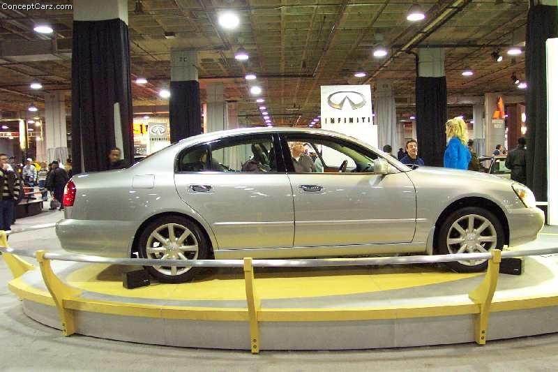 2002 Infiniti Q45 History Pictures Value Auction Sales Research