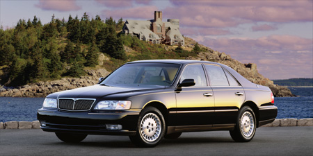 1999 Infiniti Q45 pictures and wallpaper