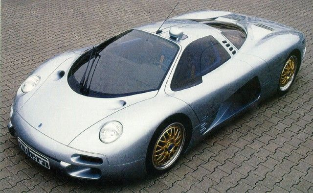 1993 Isdera Commendatore 112i History Pictures Value Auction Sales Research And News