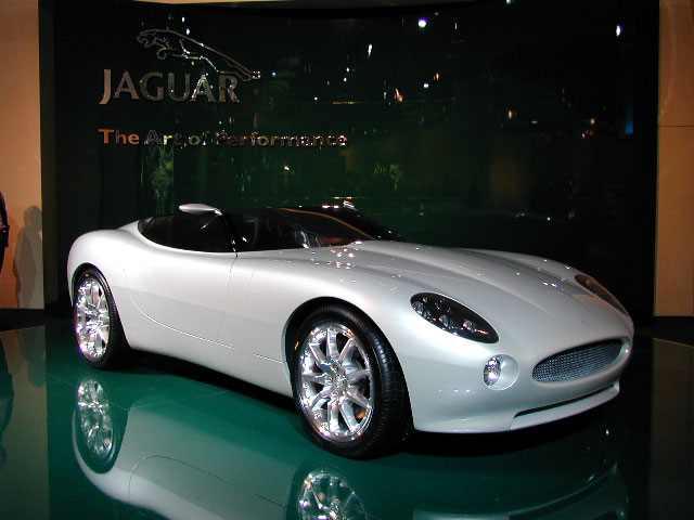 2000 Jaguar F-Type Concept Image