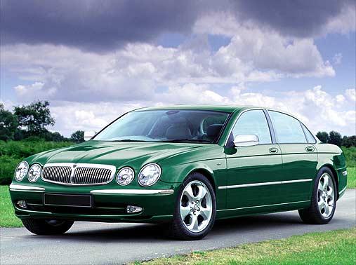 2002 Jaguar Xj History Pictures Value Auction Sales