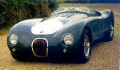 1951 Jaguar Type C