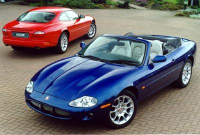 Auction Results And Data For 1998 Jaguar Xk8 Conceptcarz Com
