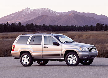 2001 jeep grand cherokee limited history pictures sales. Black Bedroom Furniture Sets. Home Design Ideas