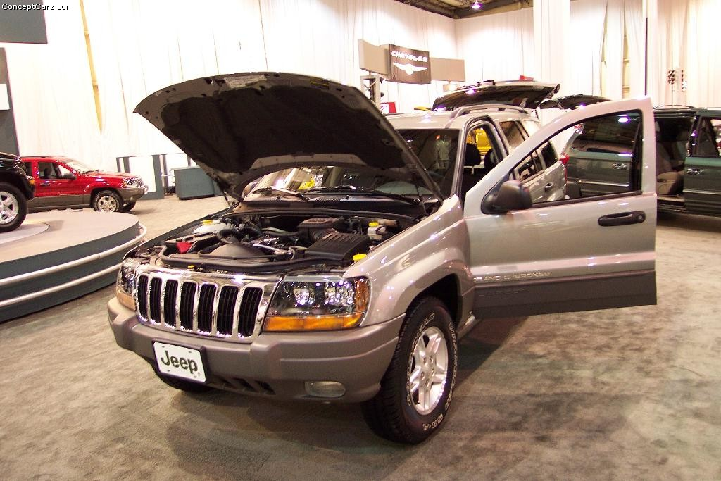 Jeep Grand Cherokee Richmond on 2003 Jeep Grand Cherokee Limited