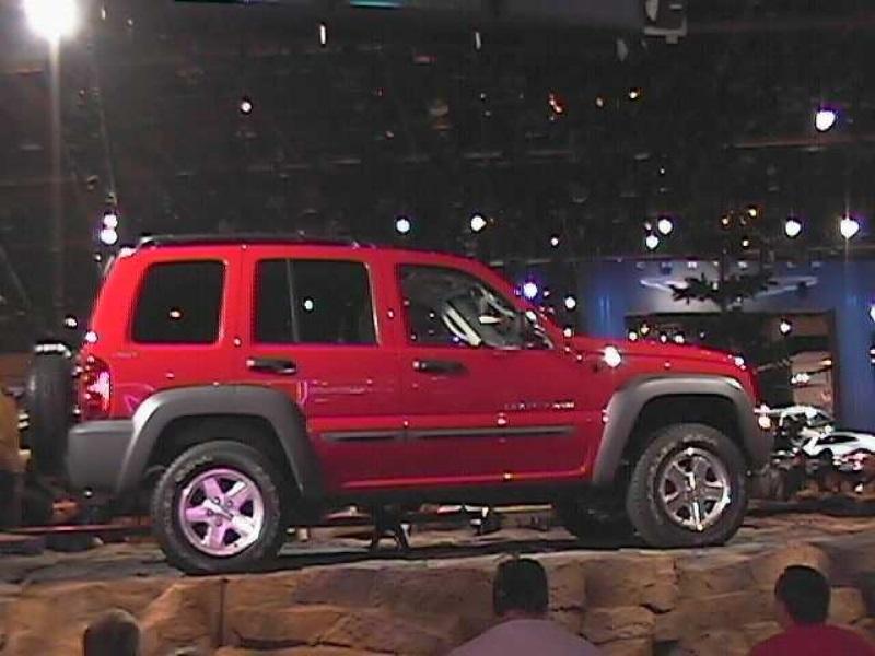 2001 Jeep Liberty
