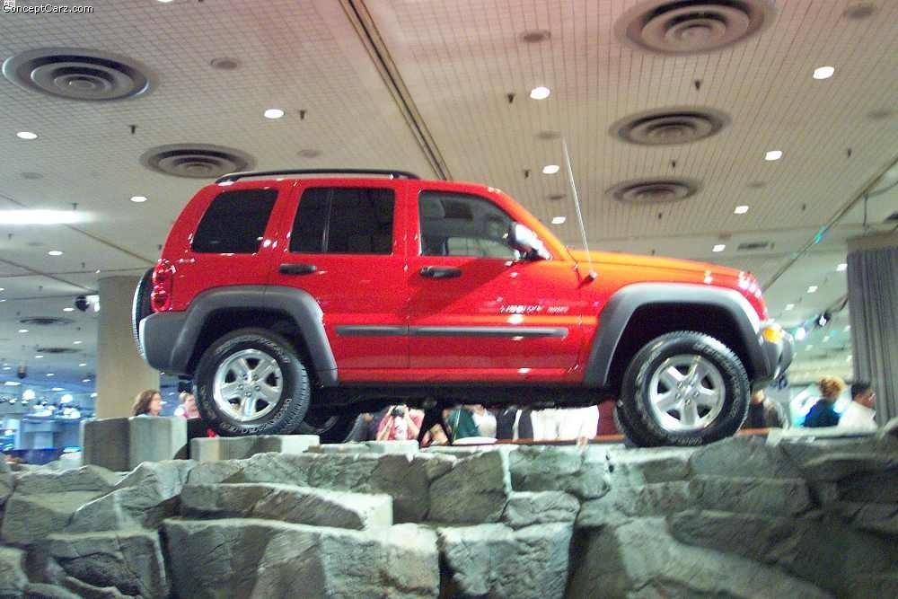 2001 Jeep Liberty Image Https Www Conceptcarz Com