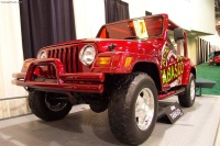 Jeep Wrangler Tabasco