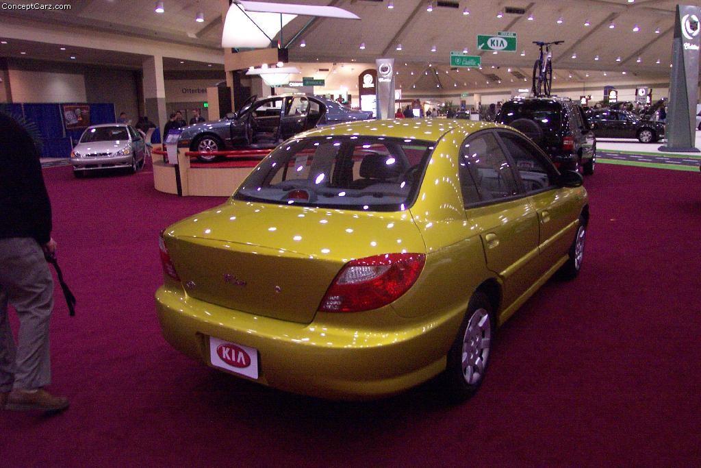 2002 Kia Rio