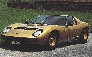 1966 Lamborghini Miura Image Photo 46 Of 52