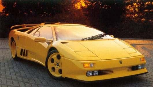 Auction Results And Sales Data For 1996 Lamborghini Diablo Se30 Jota