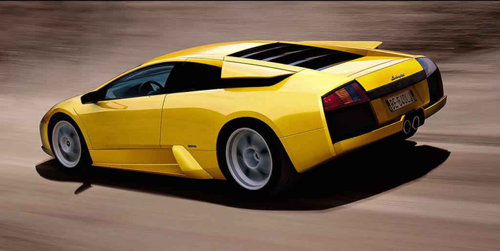 Auction Results And Sales Data For 2002 Lamborghini Murcielago