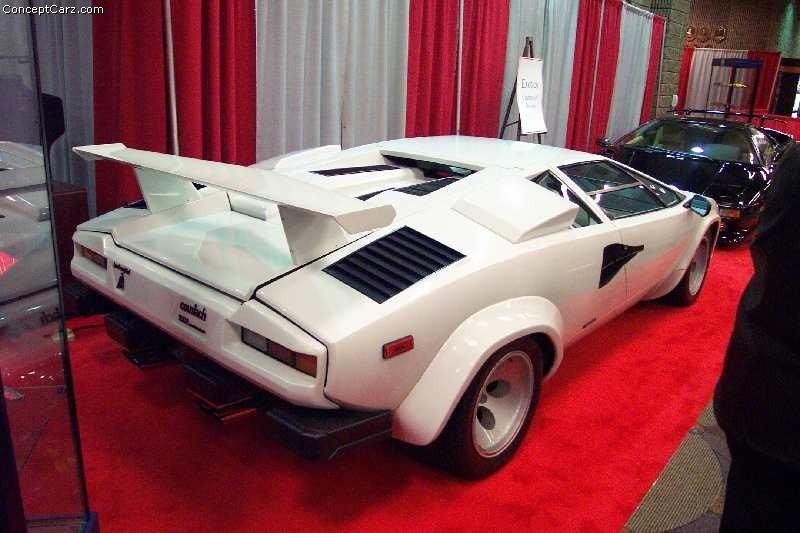 1974 Lamborghini Countach Image. Photo 8 of 9