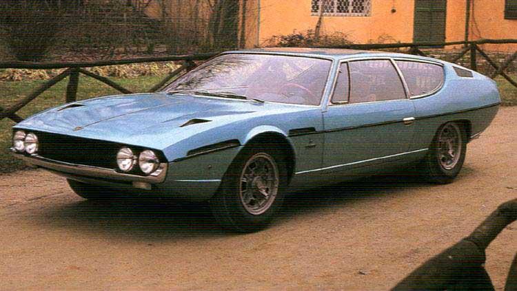 1972 Ford Truck >> 1968 Lamborghini Espada 400 GT S1 | conceptcarz.com