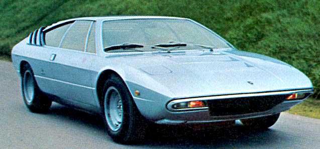 Lamborghini Urraco P Pictures And Wallpaper