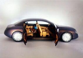 1998 Lancia Dialogos Concept