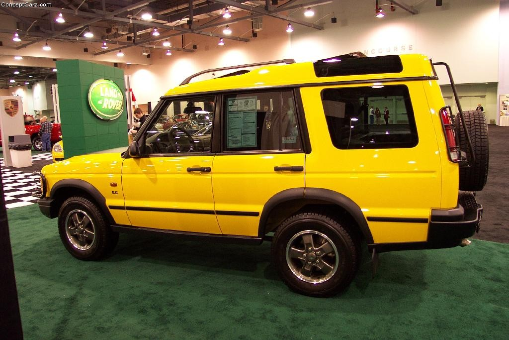 2002 Land Rover Discovery SE Image. https://www.conceptcarz.com/images/land rover/land_rover ...