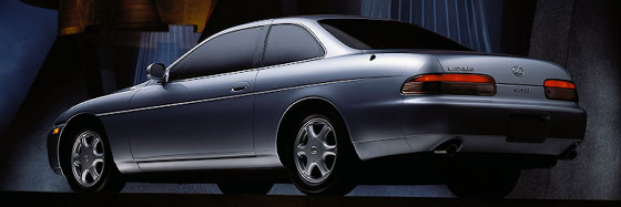 1995 Lexus Sc400 History Pictures Value Auction Sales Research And News