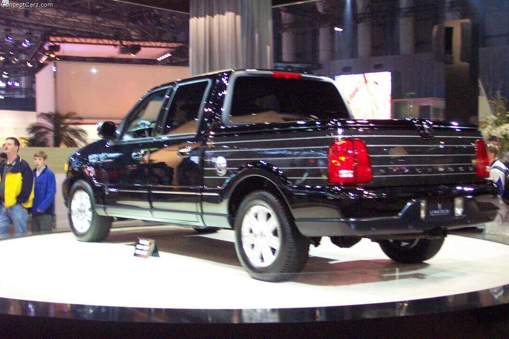 Auction results and sales data for 2002 Lincoln Blackwood ...