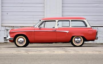 1955 Studebaker To Be Auctioned To Benefit Charity