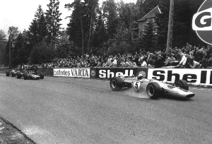 1968 Belgian Grand Prix: A First for McLaren