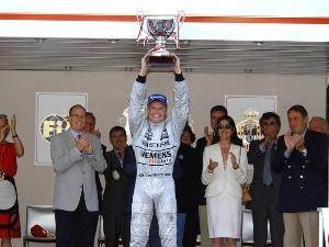 2002 Monaco Grand Prix: Feels Like Home