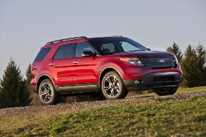 New Ford Explorer Sport: Fuel-Efficient, High-Performance SUV Features Inspired Design Cues, EcoBoost V6 Engine