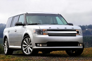 The 2013 Ford Flex