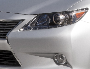 All-New Lexus ES Luxury Sedan to Make World Debut at 2012 New York International Show