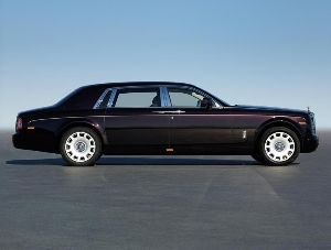 A new world - Phantom Extended Wheelbase Series II