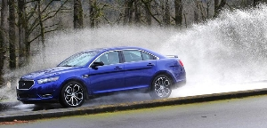 More Images of the 2013 Ford Taurus SHO