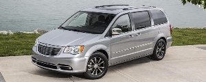Two New Models Join the Chrysler Town & Country Lineup for 2015