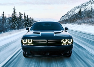 New 2017 Dodge Challenger GT Is World's First And Only All-Wheel-Drive American Muscle Coupe