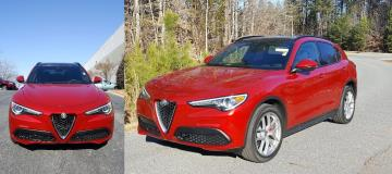 Driving Impressions: 2018 ALFA ROMEO STELVIO Ti