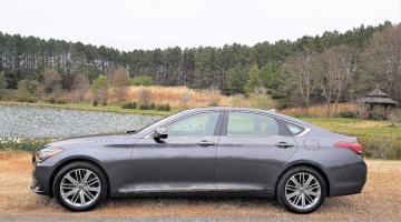 2018 Genesis G80 RWD 3.8