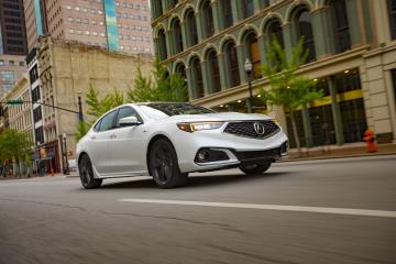 The 2019 Acura TLX Hits Showrooms