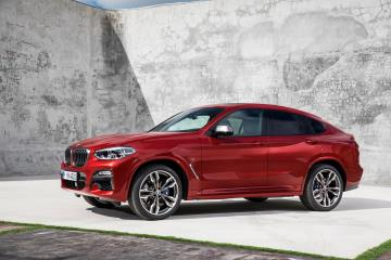 The All-New 2019 BMW X4. The Eye-Catching Athlete