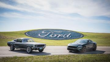 Original 'Bullitt' Mustang To Appear At The 23rd Annual Amelia Island Concours d'Elegance
