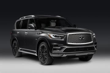Infiniti Debuts 2019 QX60 Limited And 2019 QX80 Limited