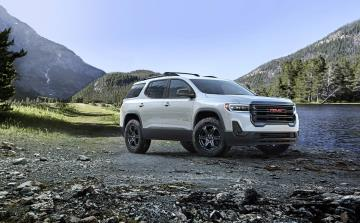 GMC Introduces The Bolder 2020 Acadia