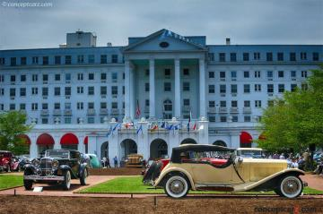 The Greenbrier Concours : Best of Show