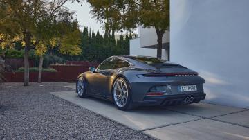 The 2022 Porsche 911 GT3 with Touring Package