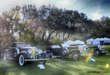 The Amelia Island Concours Best of Show Duesenberg