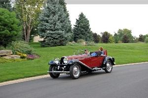 The Bugatti Type 50
