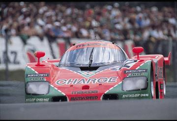 2021 marks the 30th Anniversary of Mazda's win at the 1991 Le Mans 24 Hours
