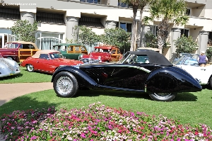 1937 Squire 1.5–Liter Drophead Coupe by Corsica