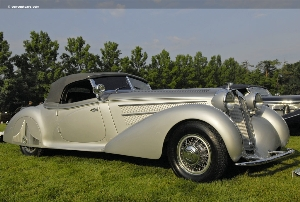 1938 Horch 853A Special Roadster