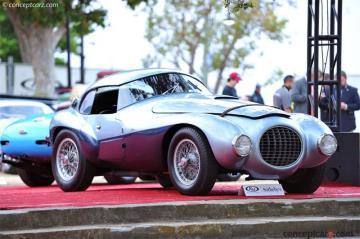 1950 Ferrari 166MM/212 Export Uovo